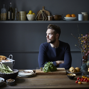 John Whaite - Wots Cooking Stage