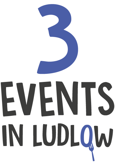 3 events in ludlow